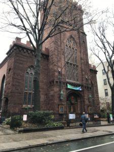 First Presbyterian Church, Brooklyn, New York